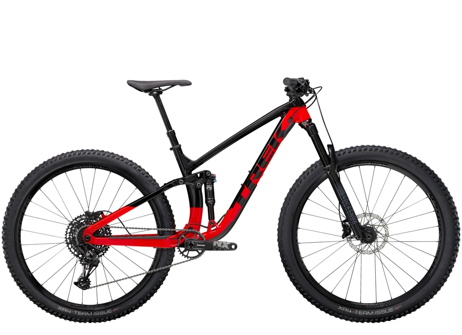 Trek Fuel EX 7 NX L (29  wheel) Trek Black/Radioactive Red