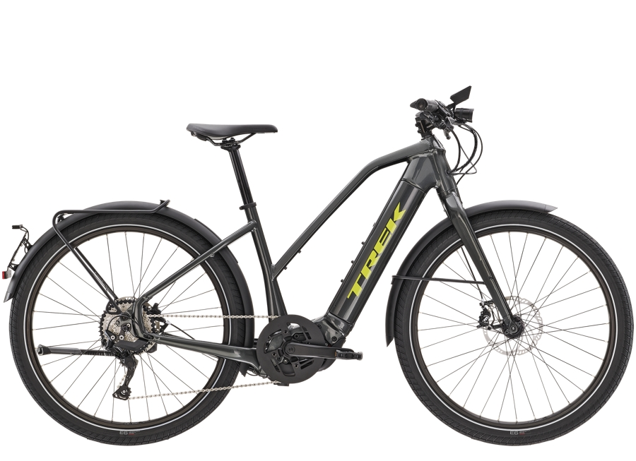 Trek Allant+ 8-Speed Stagger S Lithium Grey