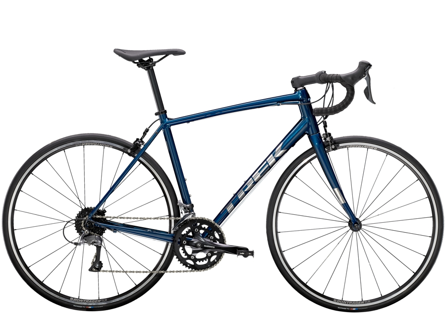 Trek Domane AL 2 47 Gloss Mulsanne Blue/Matte Trek Black