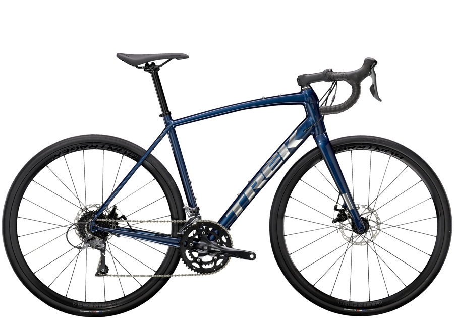 Trek Domane AL 2 Disc 56 Gloss Mulsanne Blue/Matte Trek Black