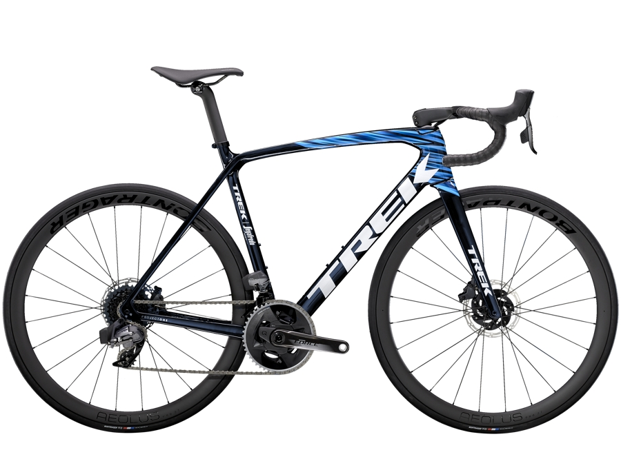 Trek Émonda SLR 7 eTap 62 Navy Carbon Smoke/Blue