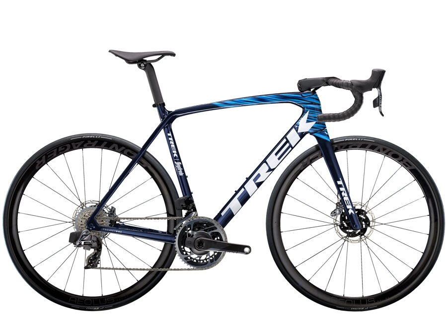 Trek Émonda SLR 9 eTap 47 Navy Carbon Smoke/Blue