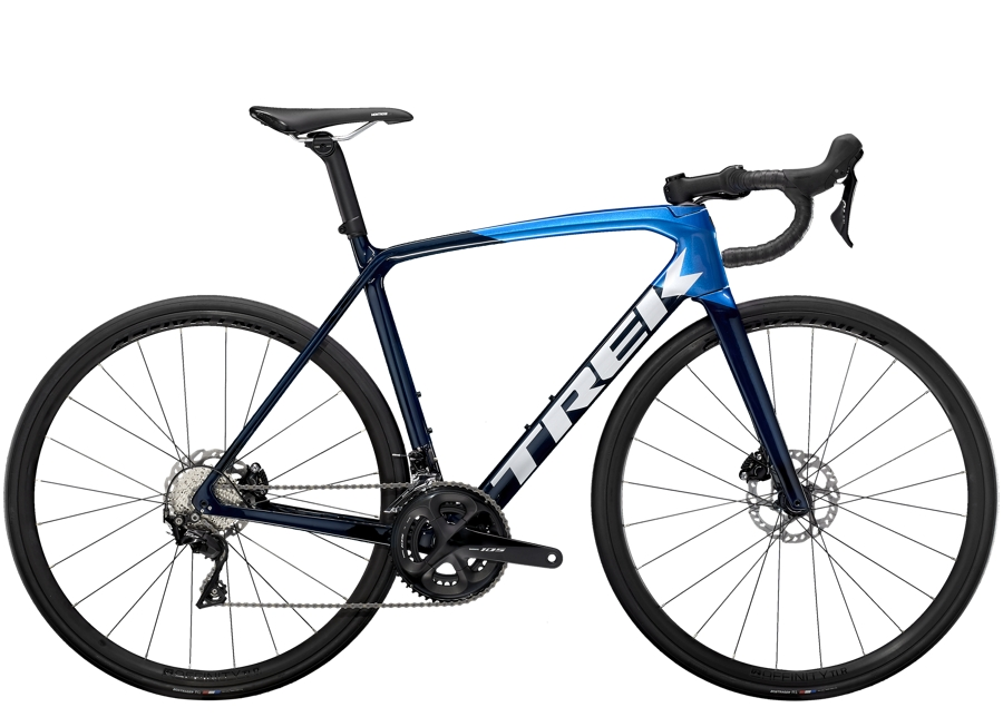 Trek Émonda SL 5 Disc 47 Carbon Blue Smoke/Metallic Blue